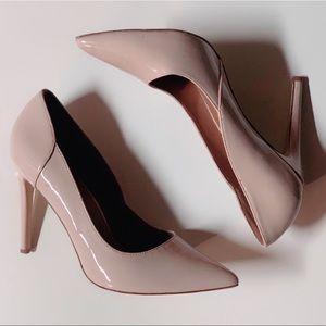 Steve Madden nude heels size 9.5